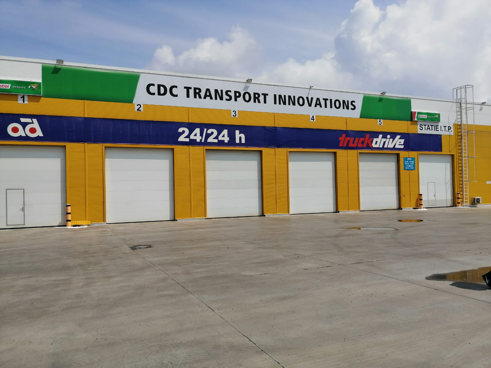 CDC Transport